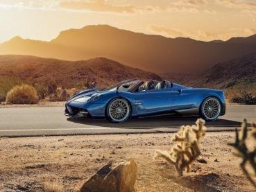 Pagani Huayra Roadster: Utcai versenyautó