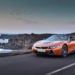 BMW i8 Roadster: Napos oldal