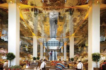 Építészet: Cvetnoj Piac, Moszkva