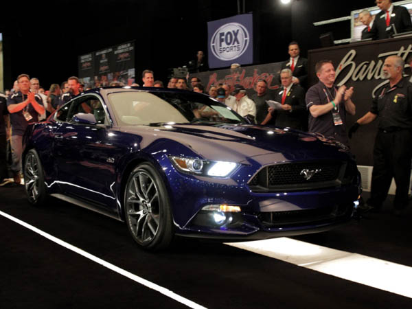 Ford Mustang GT: 300 ezer dollár az első