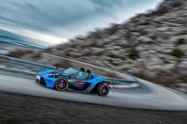 KTM X-Bow GT: Vásárfia