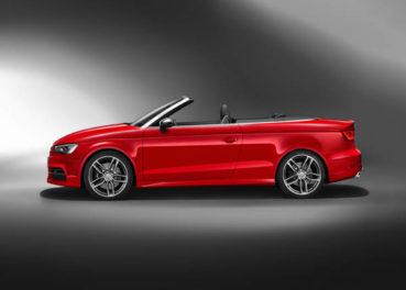 Audi S3 Cabriolet: Olyan erős, mint még soha