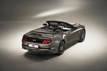 Ford Mustang: A Mustang 50 éve