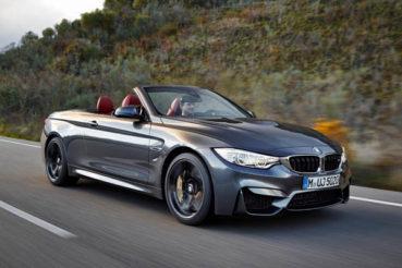 BMW M4 Cabrio: Sportos élvezet