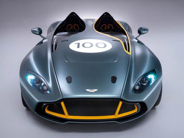 Különleges koncepció modellt épített a centenárimura az Aston Martin