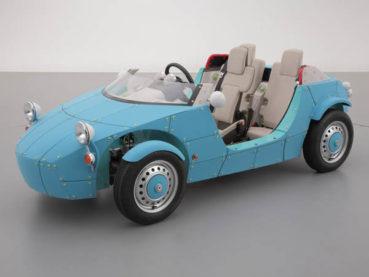 Toyota Camatte 57s: Lego autó nagyoknak