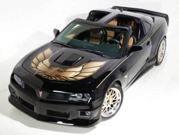 Pontiac Firebird Trans-Am: Szellemlovas