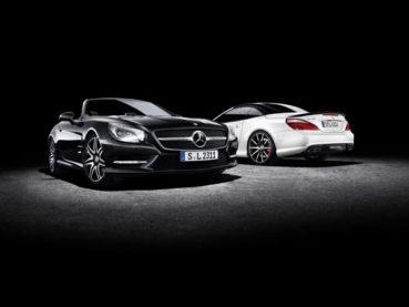 Mercedes-Benz SL 2LOOK Edition: Erős kontrasztban