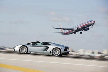 Lamborghini Aventador Roadster: Gyorsabb mint a repülő
