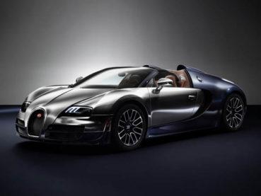 Bugatti Veyron Ettore Bugatti:  A név kötelez!