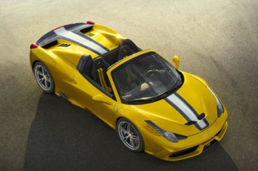 Ferrari 458 Speciale A: Limitált kiadás
