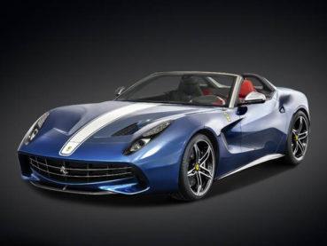 Ferrari F60: Valami Amerika