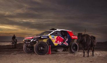 Peugeot 2008 DKR: Kalandra fel!