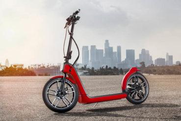 MINI Citysurfer tanulmány: Lehet 2 kerékkel kevesebb?!