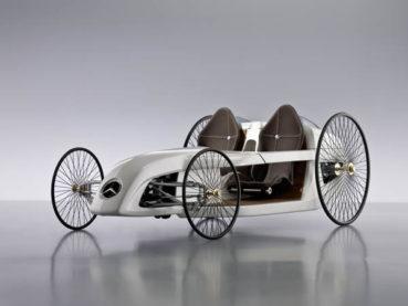 Mercedes-Benz F-Cell roadster: Vissza a múltba!