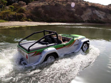 Watercar Panther: Minden esetre!