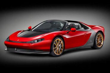 Pininfarina Sergio: Az első hat