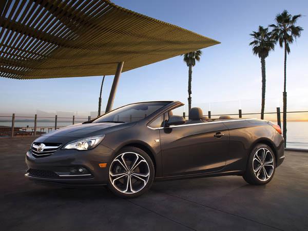 Buick Cascada: Idegenlégiós