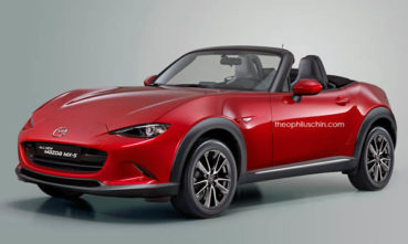 Mazda MX-5 Crossover: Elméletben jeles
