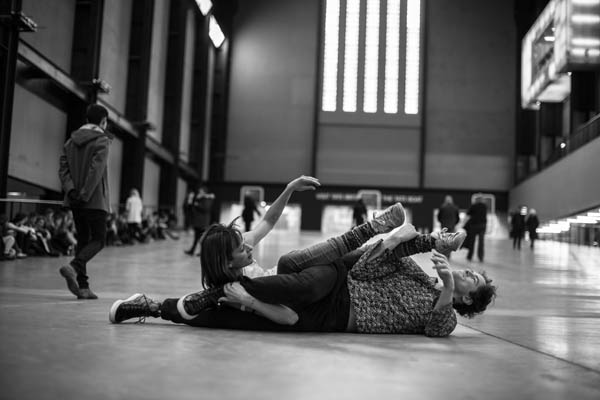 Tate Modern: Táncmúzeum