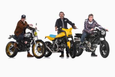 Ducati Scrambler: Három az olasz igazság