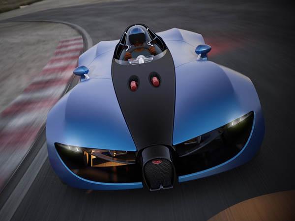 Bugatti Type Zero: Egy legenda újjászületése