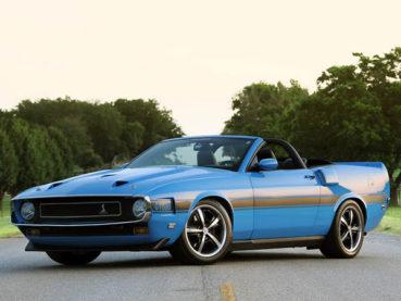 Retrobuilt Ford Mustang: Egy kis nosztalgia
