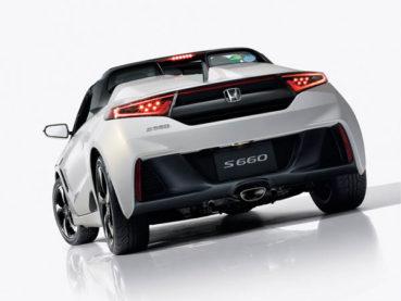 Honda S660: S-modell