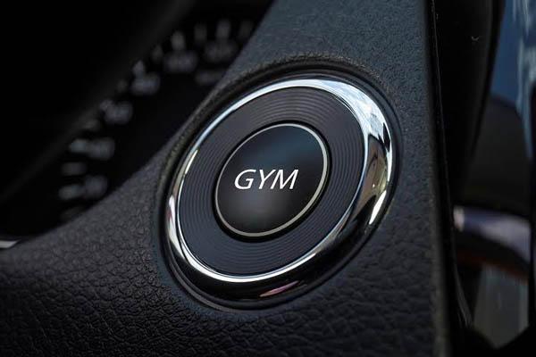 Nissan GYM: Bolondos opció