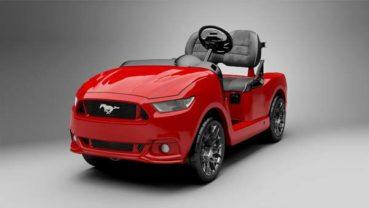 Caddyshack Golf Cars: A golfpályák Mustangja