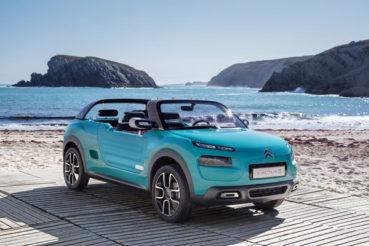 Citroën Cactus M: Kalandvágy