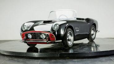 Harrington modellautók: Kis autók, nagy sebesség