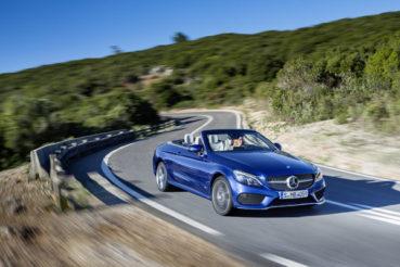 Mercedes-Benz C-osztály Cabriolet: C-Vitamin