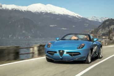 Alfa Romeo Disco Volante Spyder: Egyedi változat