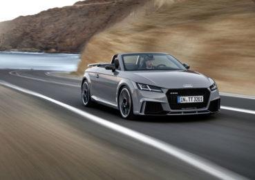 Audi TT RS: A legerősebb roadster