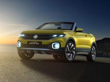 Volkswagen T-Cross Breeze: Kabrió SUV