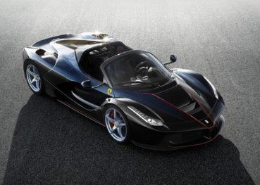 Ferrari LaFerrari Aperta: Cabrio unikum