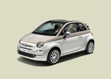 Fiat 500C Sessantesimo: Örökifjú