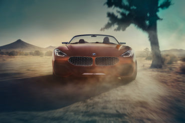 BMW Concept Z4: Végtelen szabadság